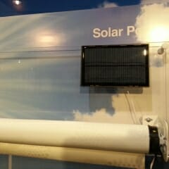 Solar Powered Roller Shades