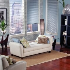 Aluminum Blinds Can Withstand Rough Treatment From Kids And Pets!