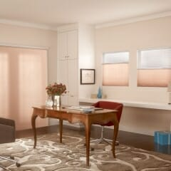 Cellular Shades Allow You To Control The Amount Of Light Or Darkness You Want