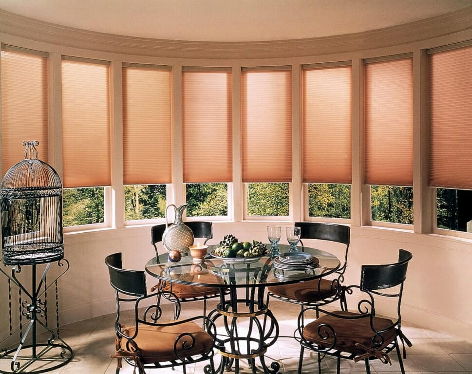 Cellular shades 3 blind mice window coverings for Hunter douglas motorized blinds troubleshooting