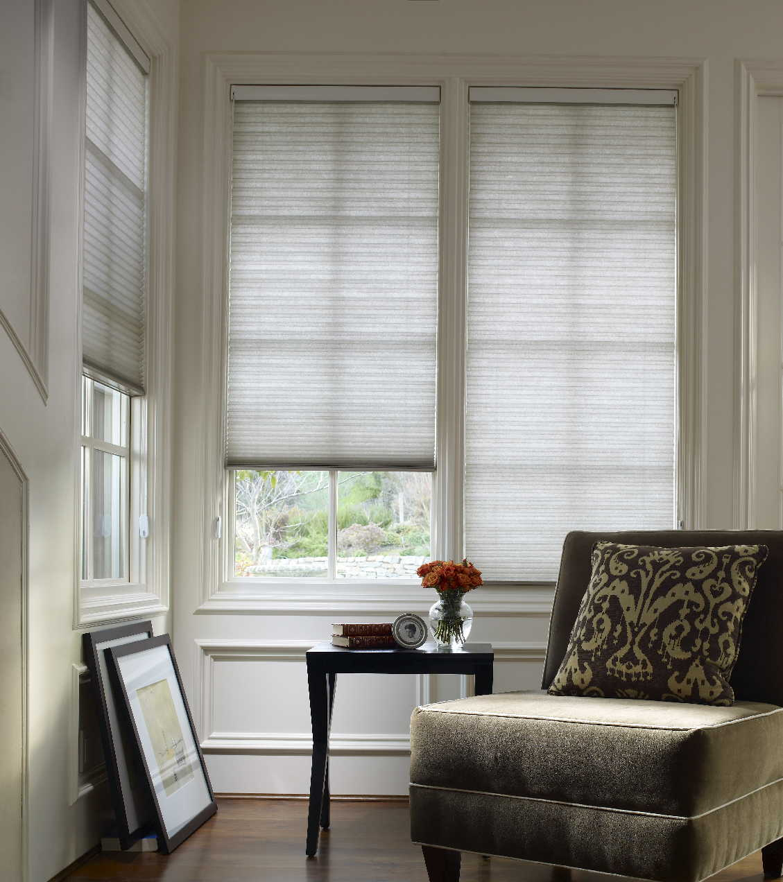 Cellular shades 3 blind mice window coverings for What does light filtering blinds mean