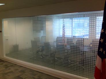 Decorative Window Film 3 Blind Mice Coverings