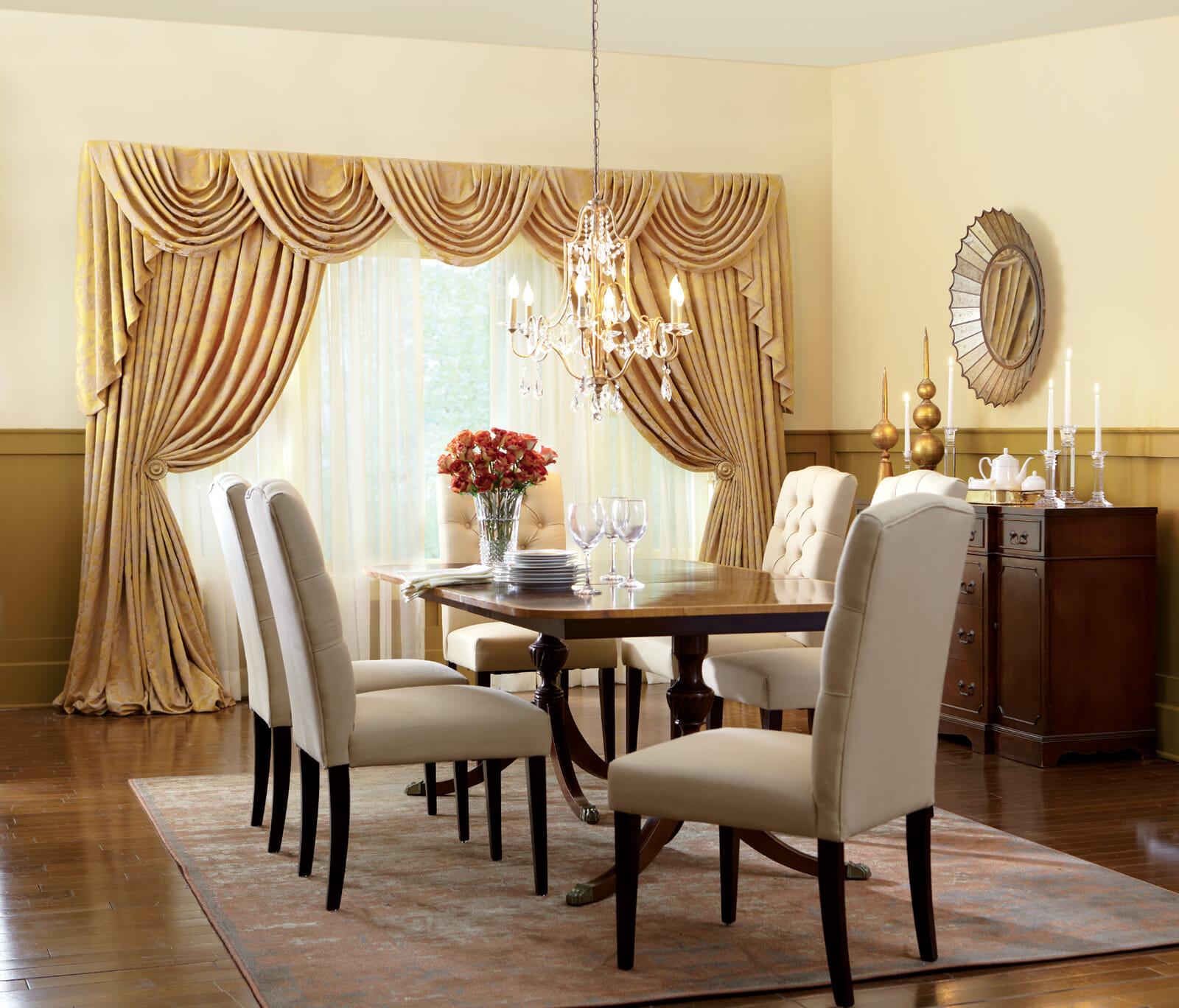 Luxury Apartment Decor Cozy Living Space Winter