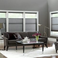 Cellular Shades Are Offered In A Variety Of Colors To Match Your Decor