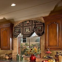 Arched Custom Relaxed Valance