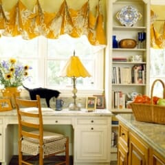 Fabric Valances
