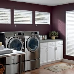 Faux Wood Blinds Offer Easy Maintenance