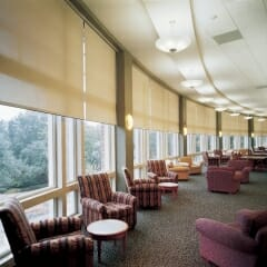 Lutron Motorized Window Coverings