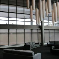 Microsoft Campus Lobby