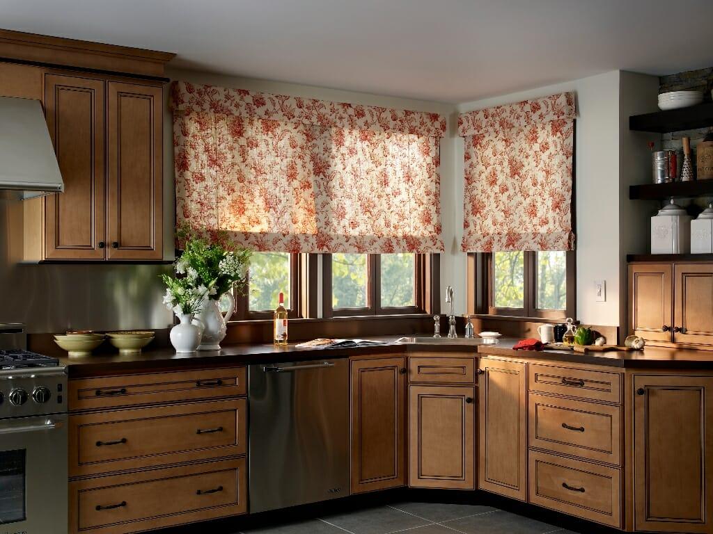 Kitchen Shades And Curtains Lutron Shades San Diego Ca