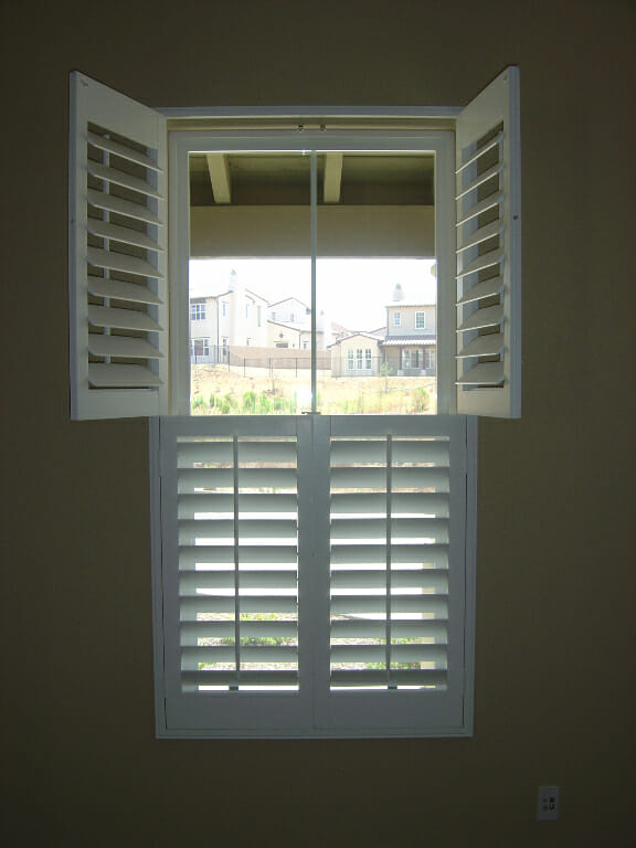 Faux Wood Shutters Video Photo Gallery