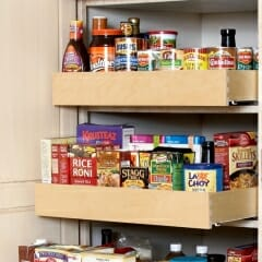 Now Your Canned Goods Are Easy To Retrieve