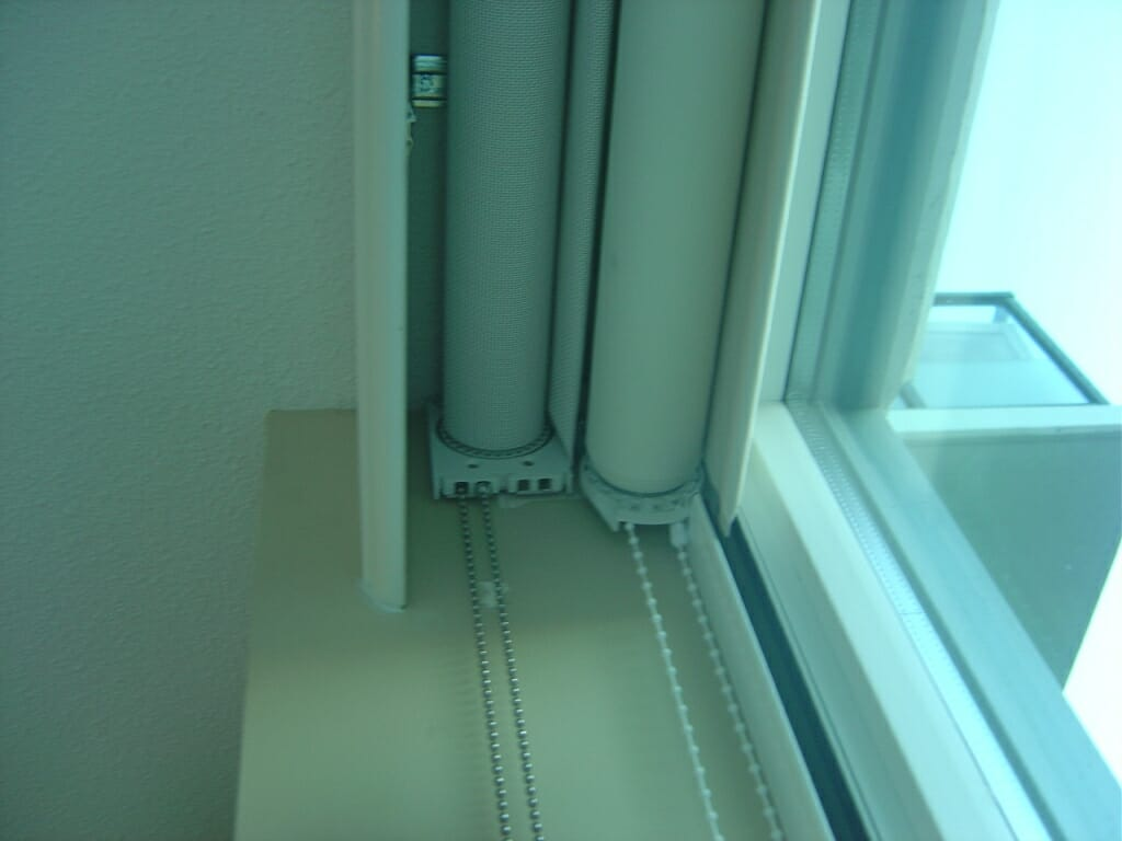 Dual Roller Shades System : Blackout curtains shades video photo gallery