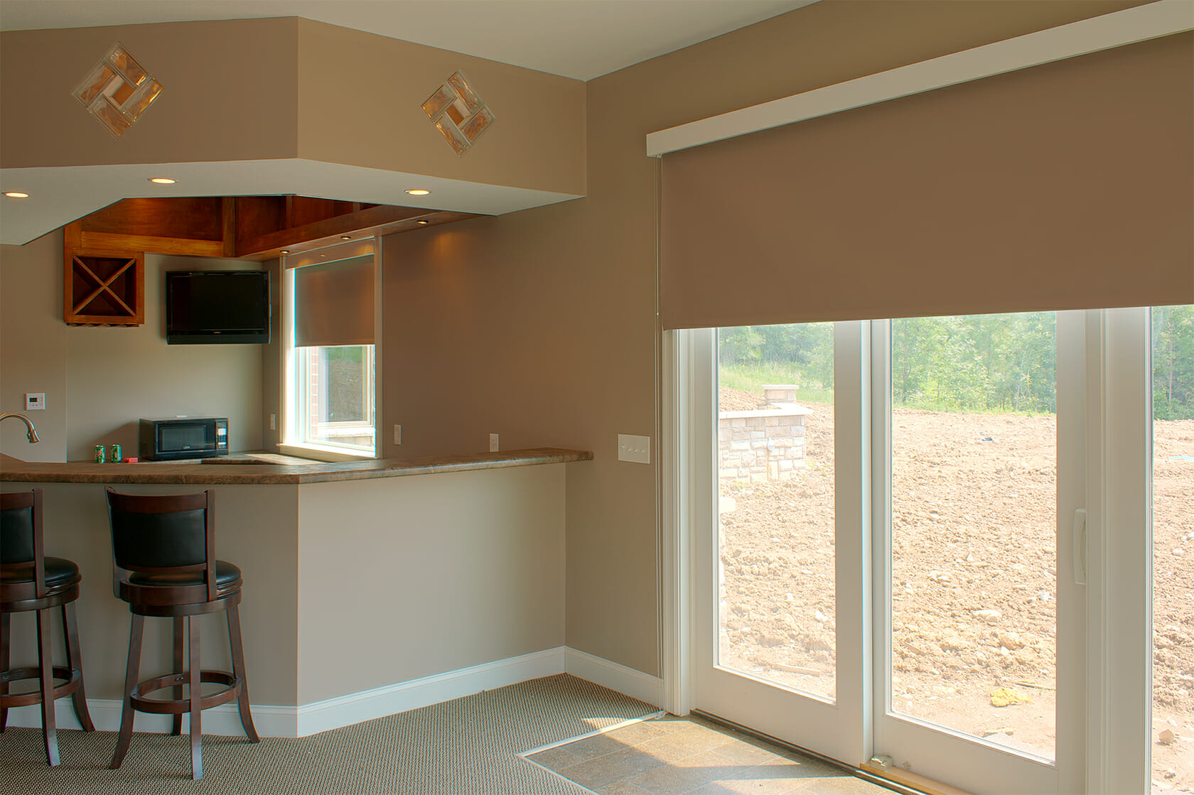 Affordable And Quality Blinds For Sliding Doors Drapery