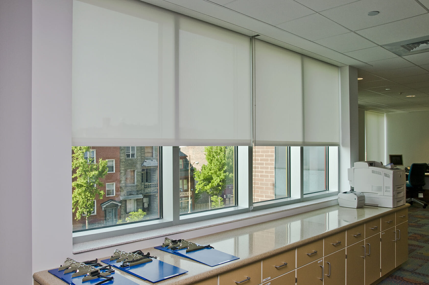 Roller Shades Video Photo Gallery