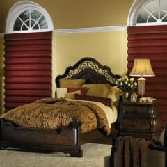 Roman Shades Come In A Variety Of Colors