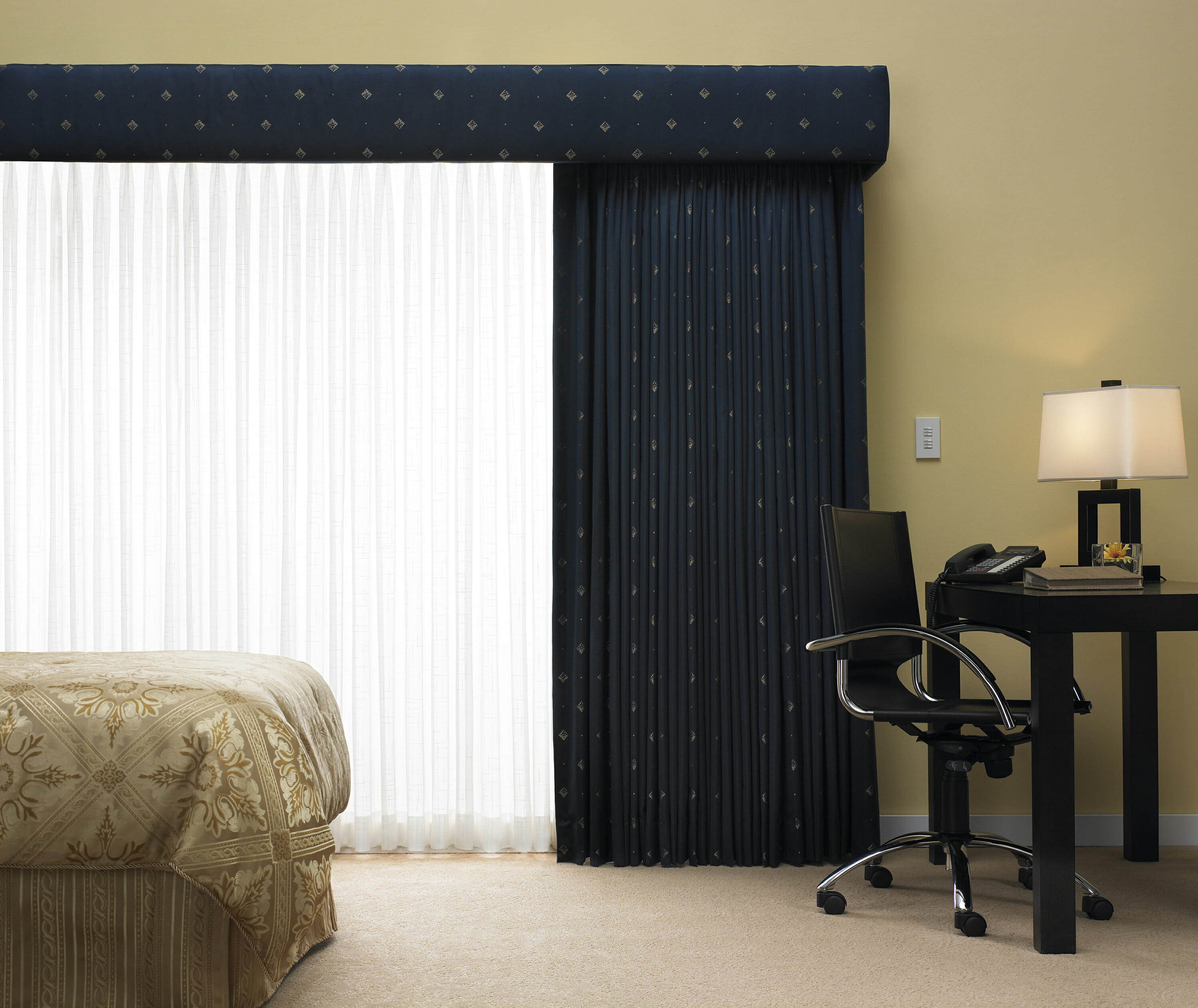 stylish and in room blackout designs living curtains photo patterned drapes curtain black white grey superb
