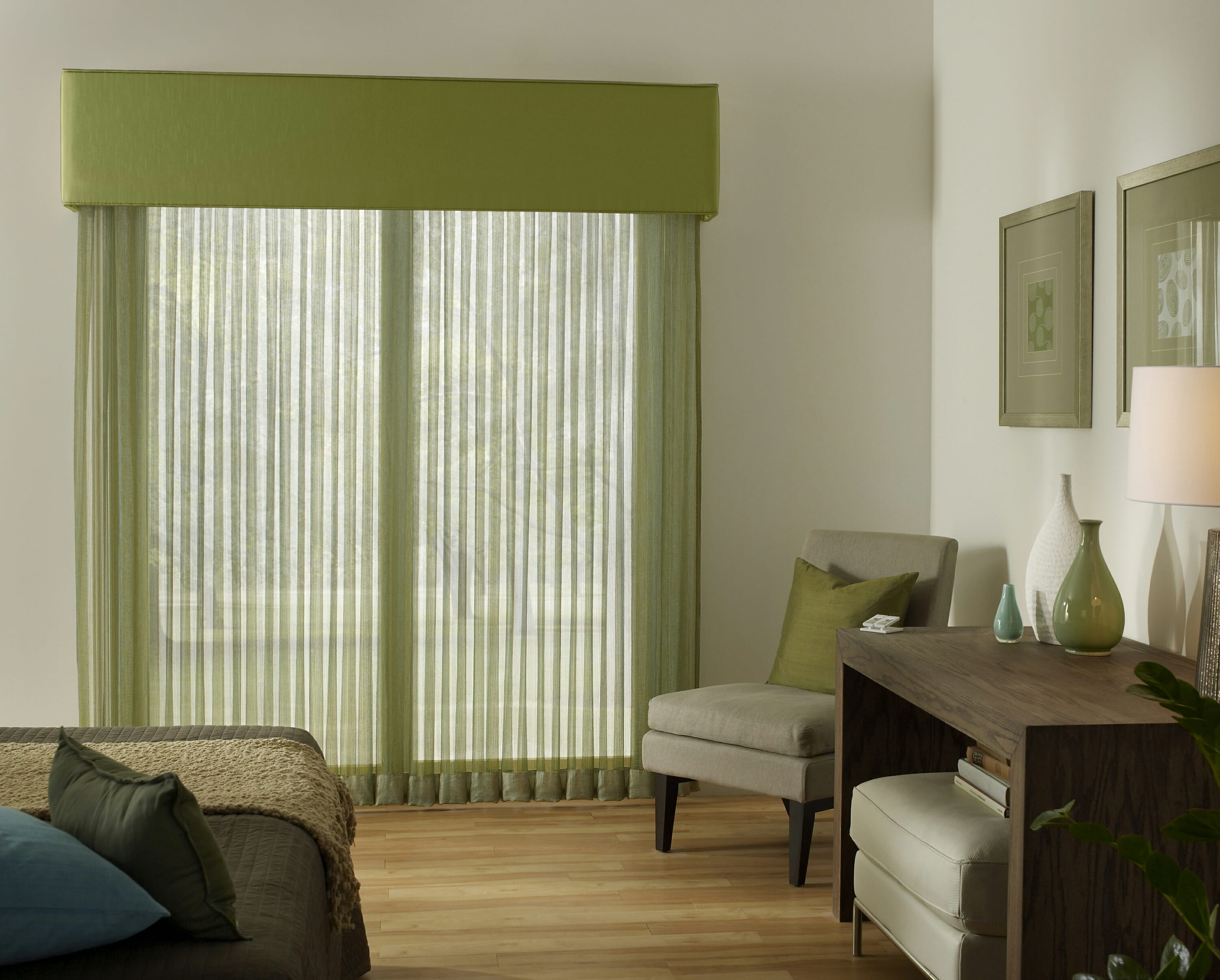 Sheer Curtains 3 Blind Mice Window Coverings
