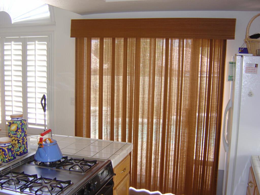 Sheer Curtains 3 Blind Mice Window Coverings