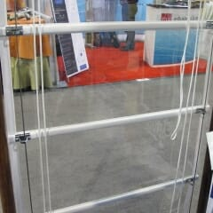 Aerolux Weather Blind Lowered