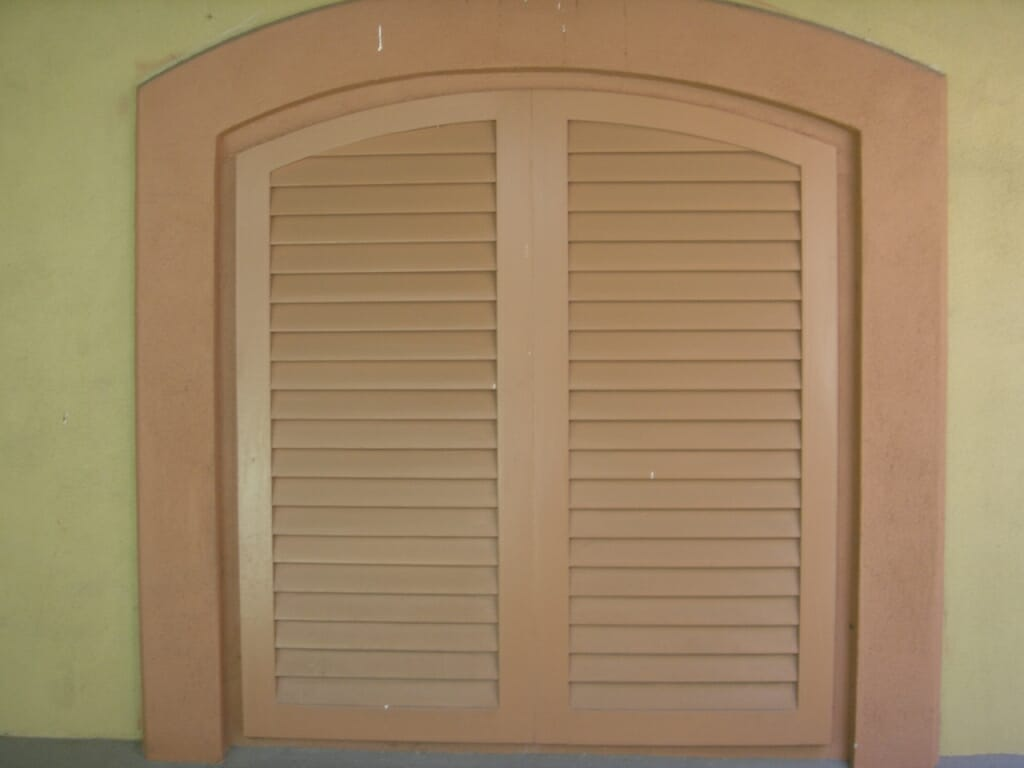 768 #6C5033 Arched Shutters 3 Blind Mice Window Coverings San Diego CA save image Exterior Arched Doors 45071024