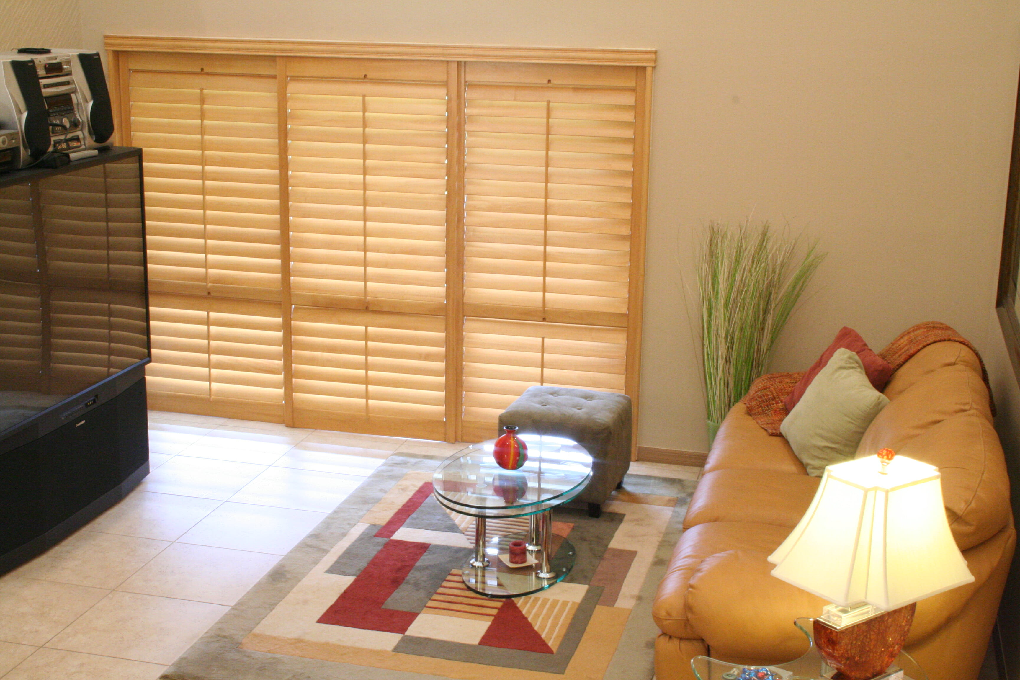 Sunland Home Decor Sunland Shutters 3 Blind Mice Window Coverings