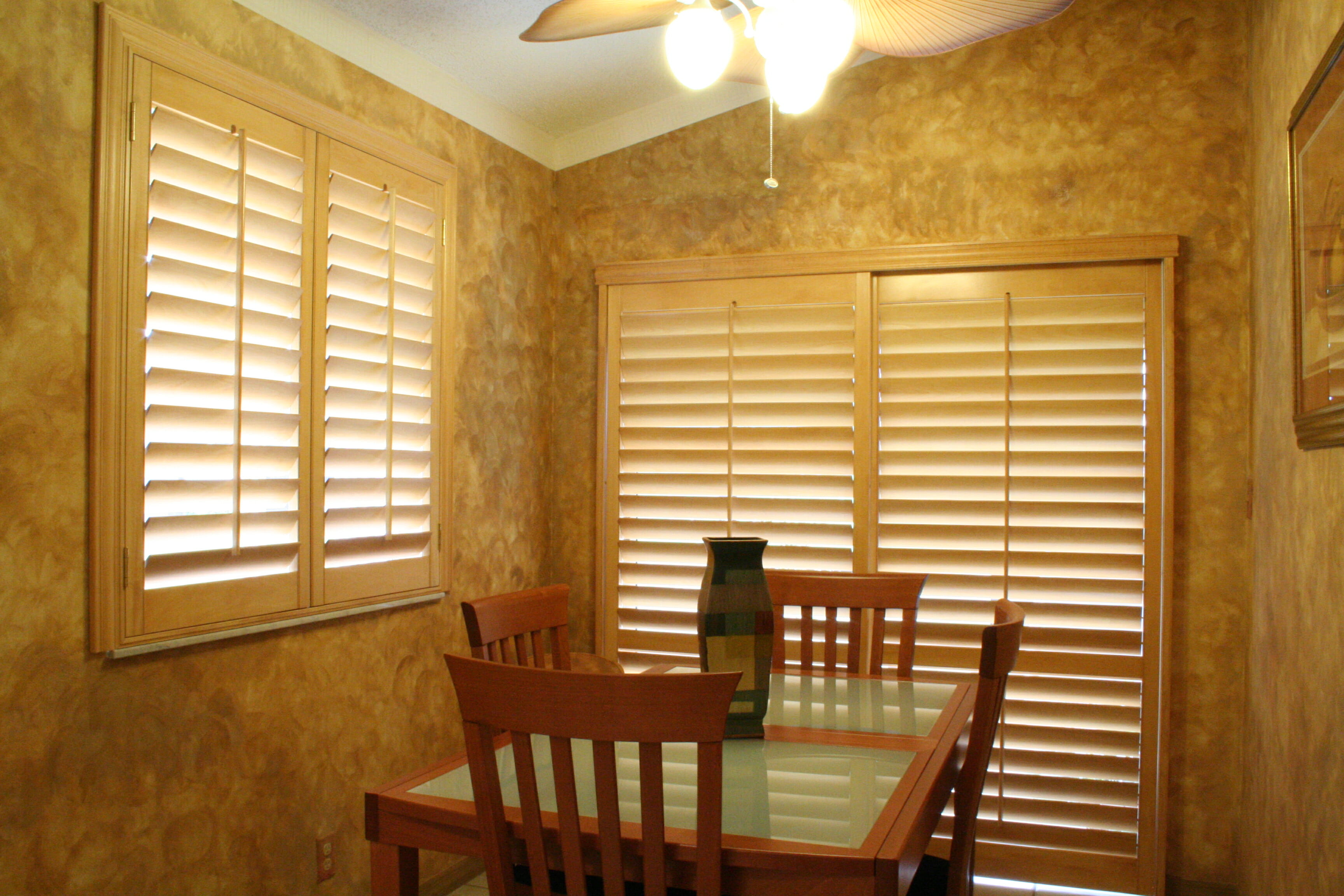 Plantation Shutters Video Photo Gallery