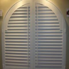 Norman Arched Shutter Woodlore