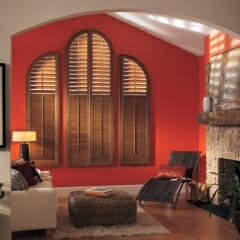 Plantation Shutters Can Be Custom Fit For Any Window