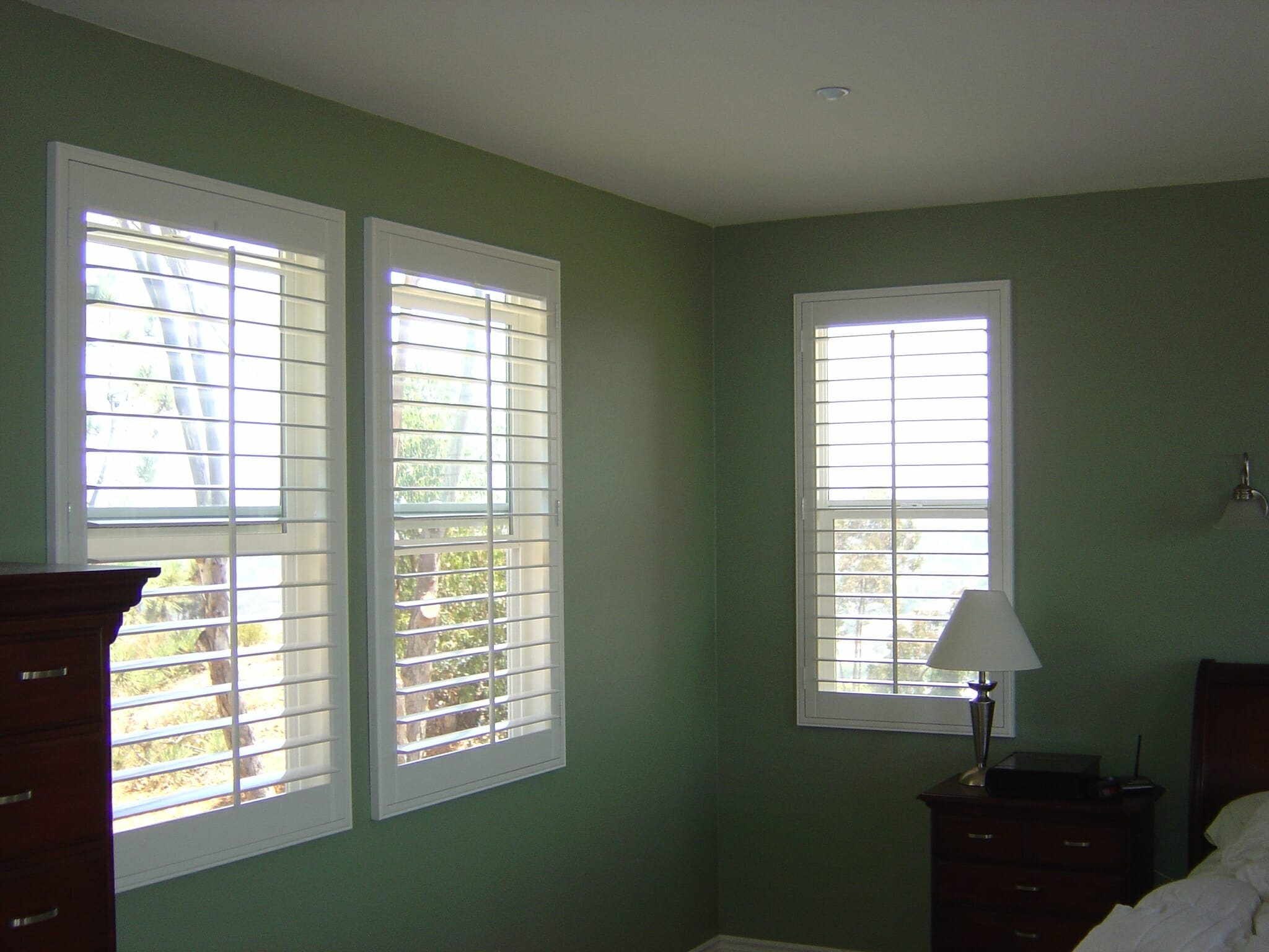 Window Treatment Ideas For The Bedroom 3 Blind Mice