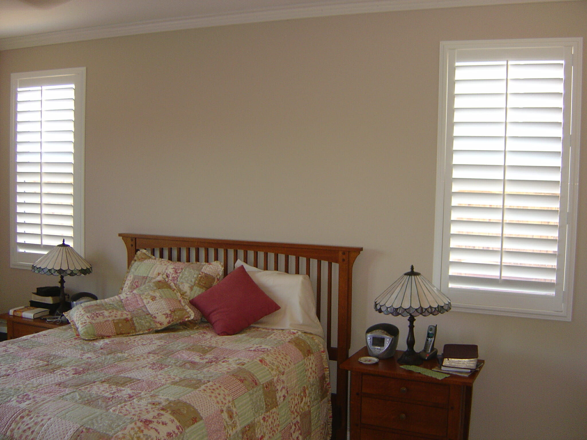 Window treatment ideas for the bedroom 3 blind mice - Bedroom window treatments ideas ...