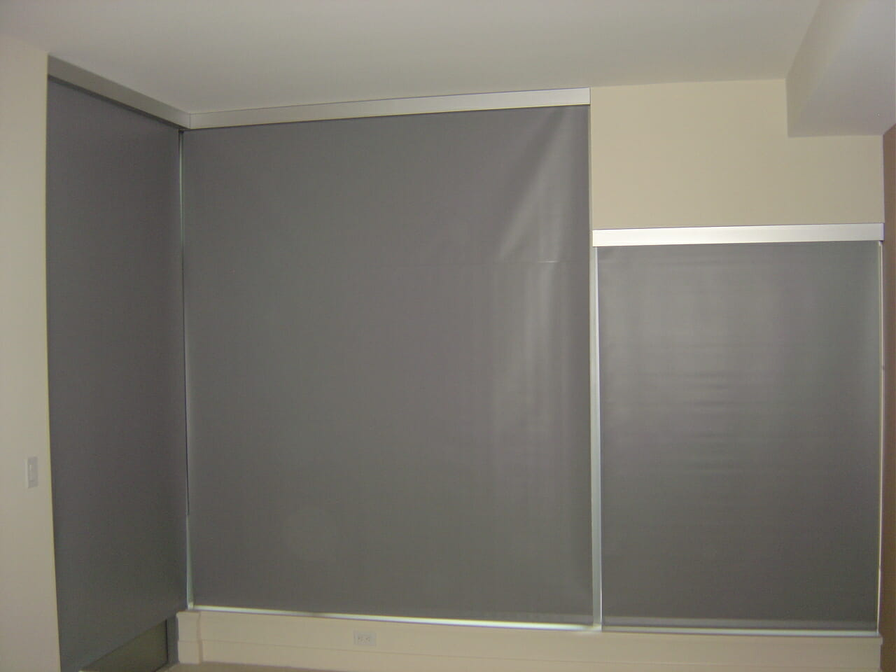 Blinds for arched windows - Blackout Curtains Amp Shades 3 Blind Mice Window Coverings