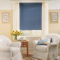 Aluminum Blinds Are Offered In A Variety Of Colors