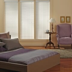 Blinds Offer Ample Privacy