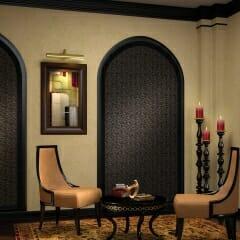 Custom Fabrics Add Dimension To Any Room