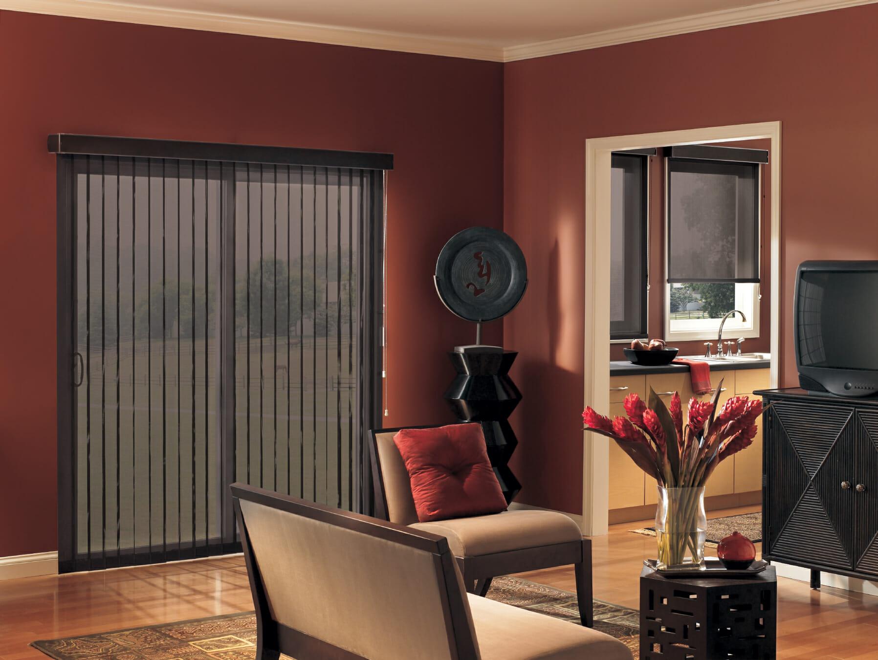 Vertical Blinds 3 Blind Mice Window Coverings