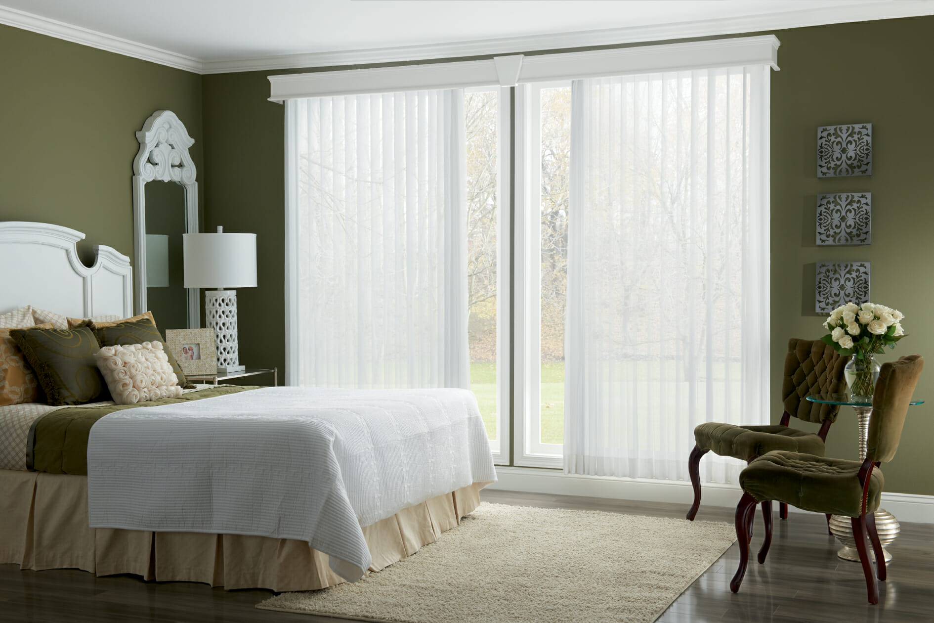 motorized vertical blinds patio door vertical sheer shadings from graber with wood valance blinds blind mice window coverings