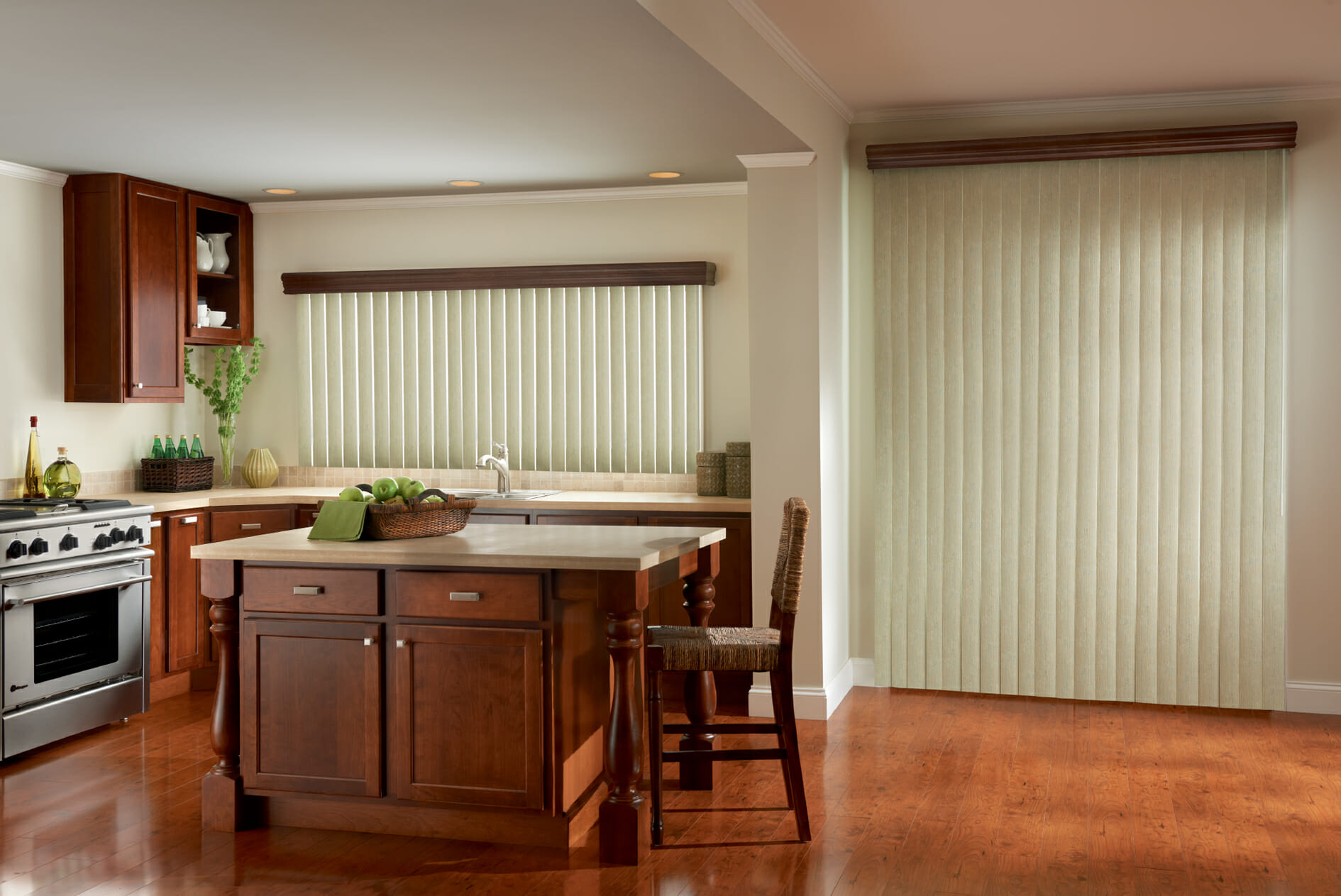 Best Kitchen Window Treatments - Ideas for Kitchen Decoration