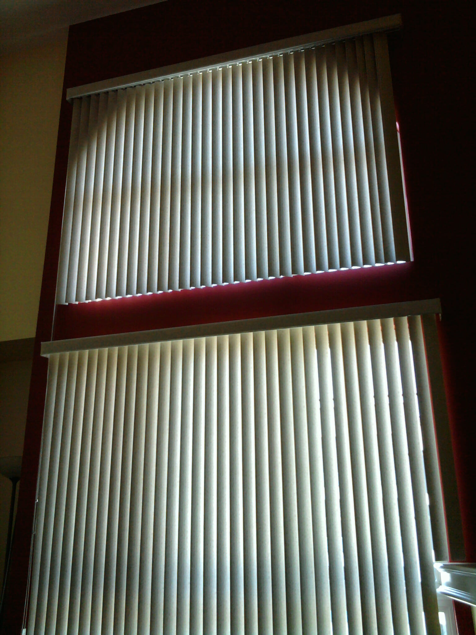 Vertical Blinds 3 Blind Mice Window Coverings