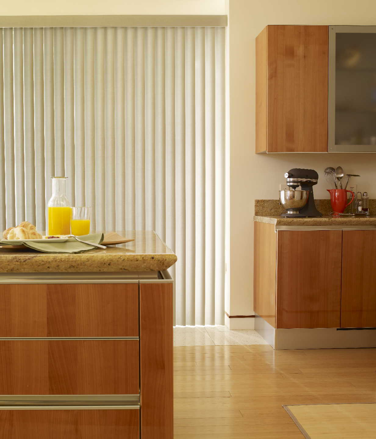 Vertical Blinds - 3 Blind Mice Window Coverings