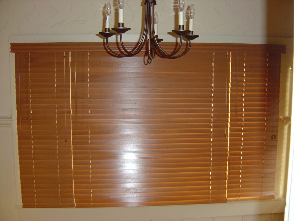 Wood Blinds - 3 Blind Mice Window Coverings