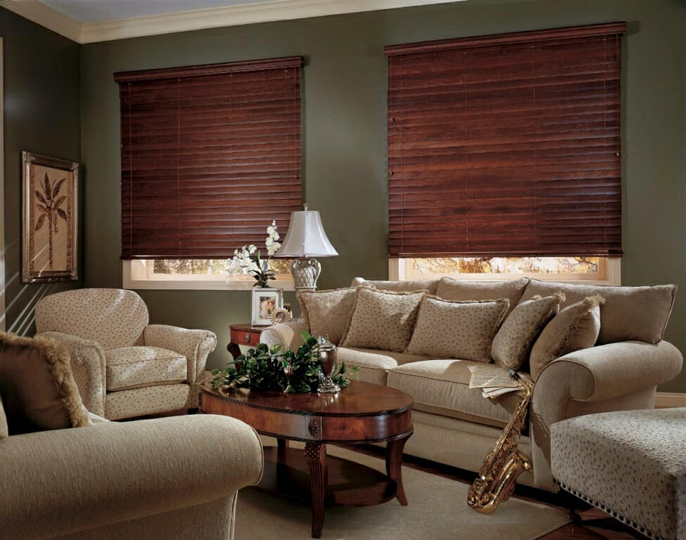 Wood Blinds Video Photo Gallery