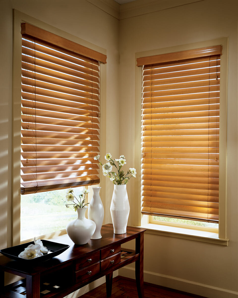 wood w in p blind collection white decorators home blinds size l actual premium x faux