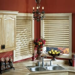 Unique Valances To Match Your Wood Blinds