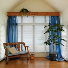 Decorative Wood Valance