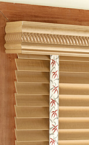 Wood Valances 3 Blind Mice Window Coverings