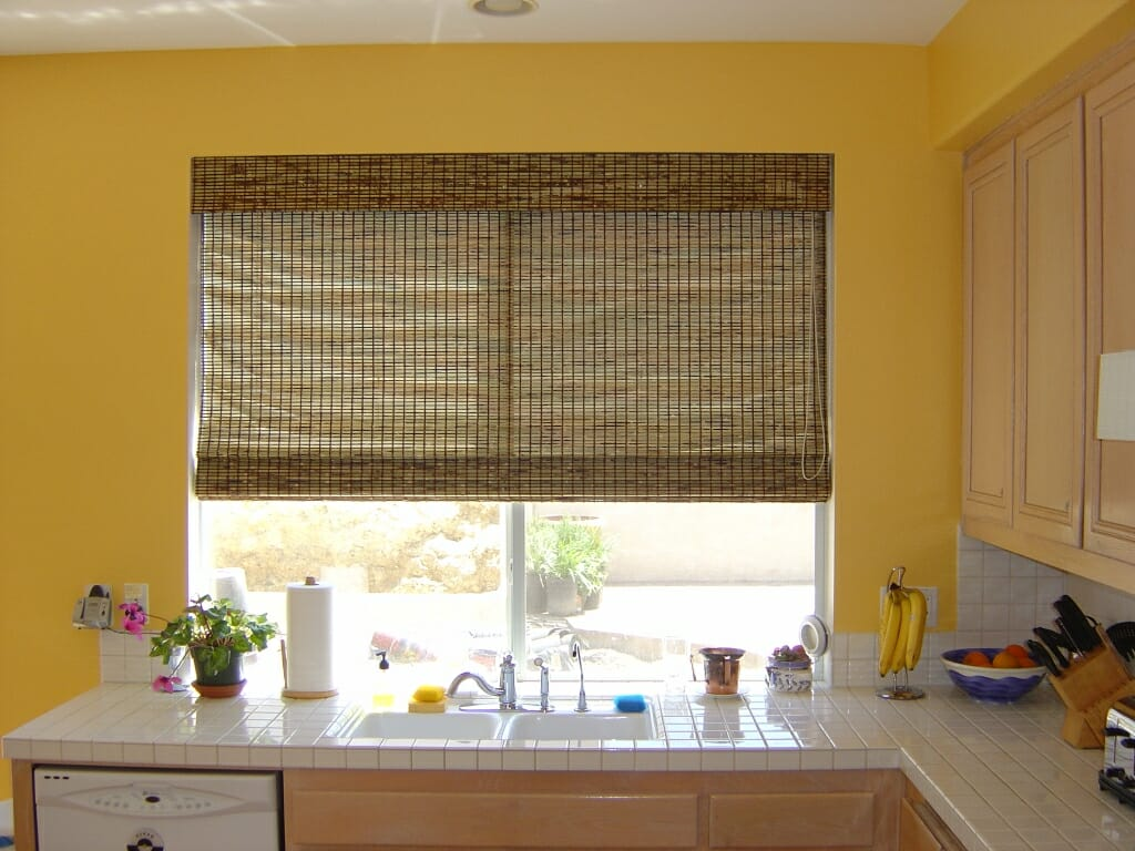 Woven Wood Shades 3 Blind Mice Window Coverings