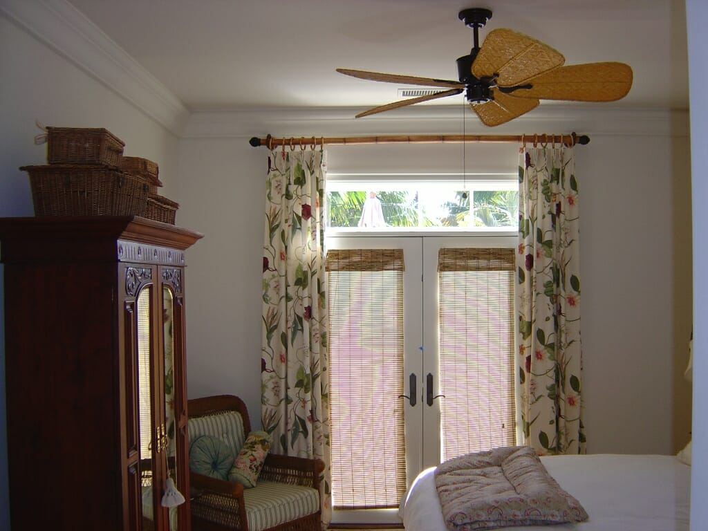 Sliding Glass Door Bamboo Curtains Decorate The House With - Bamboo sliding glass door curtains