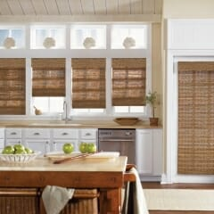 Woven Wood Shades Are Uniquely Textured and Versatile