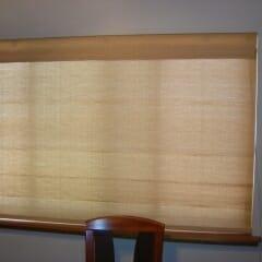 Tdbu Woven Wood Full Privacy